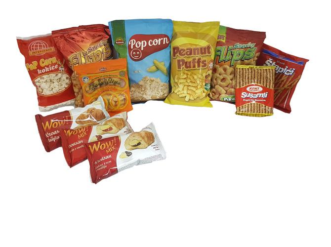 Konditorski i snack proizvodi